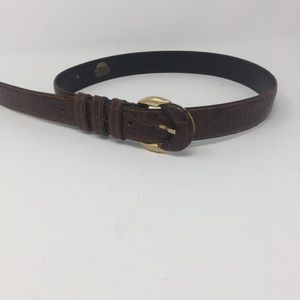 Pellateri Brown Belt Size Medium